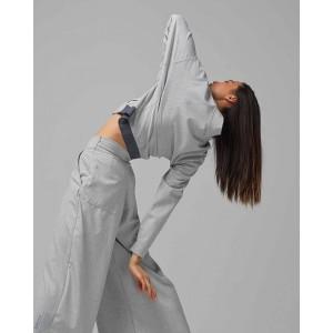 Short jersey stretch jacket