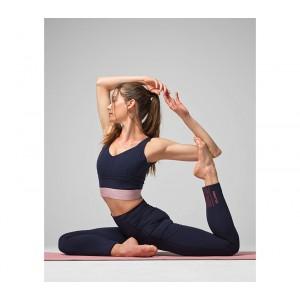 High-stretch structured leggings