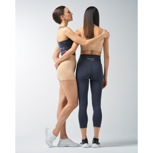Soft-touch 7/8 Repreve® leggings