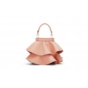 Mini Envolee ruffled bag