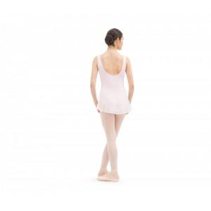 Large straps tunic 儿童针织连体舞蹈裙