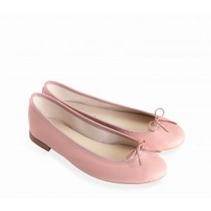 Lili 原皮芭蕾平底鞋