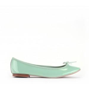 Lili 漆皮芭蕾平底鞋